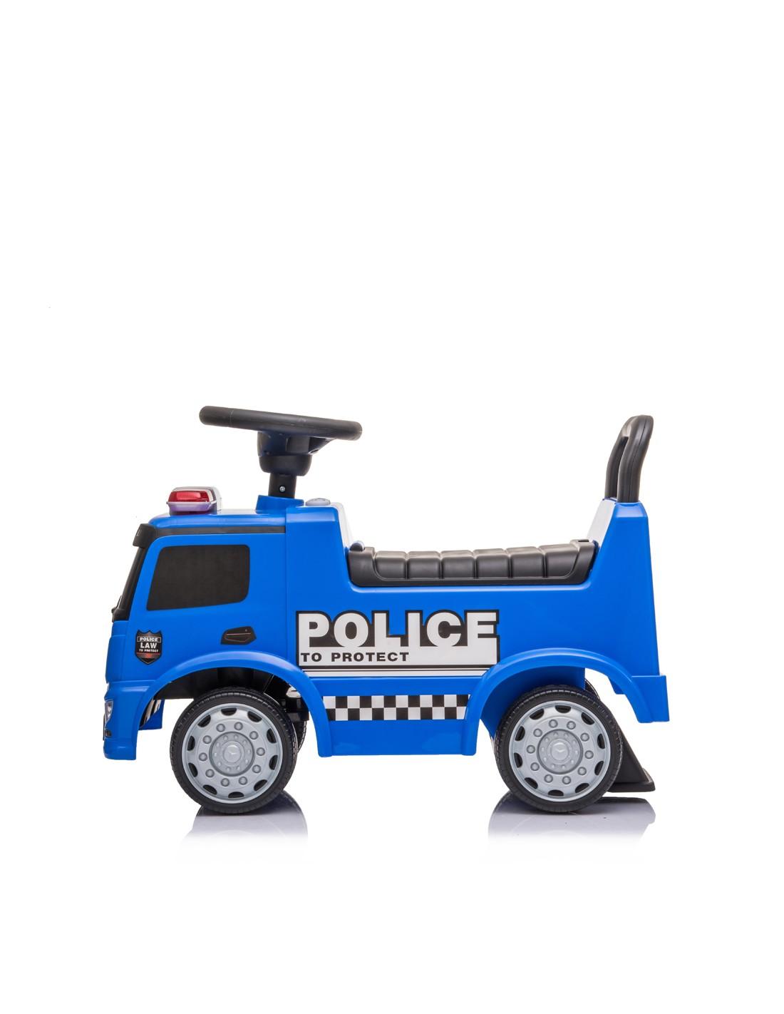 CORREPASILLOS POLICIA 5