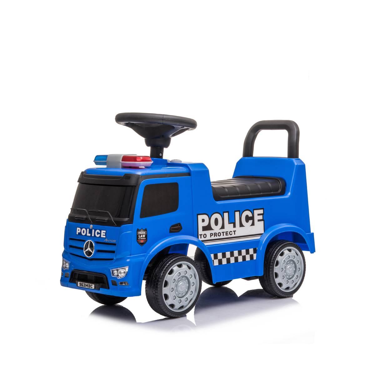 CORREPASILLOS POLICIA