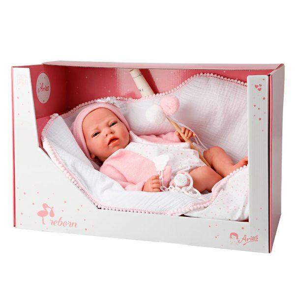 bebe reborn elena rosa 4