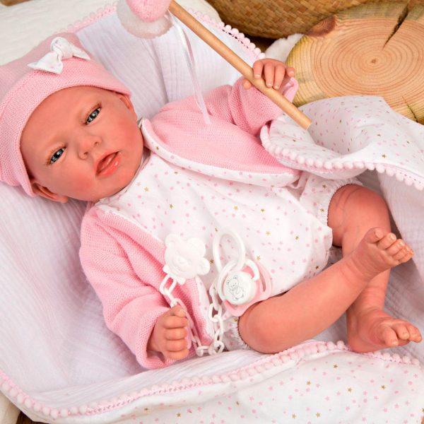 bebe reborn elena rosa